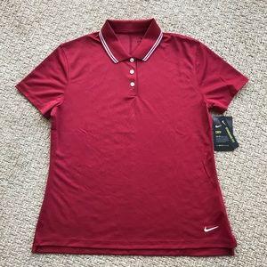 Nike Dry Golf Shirt Medium